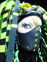 Cyber Goth Copyright ZYX Music by biohazardbitch