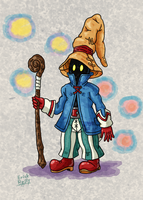 Vivi Ornitier from FFIX by Erikku8
