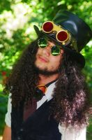 Slash Steampunk? by mr-neko-juanito