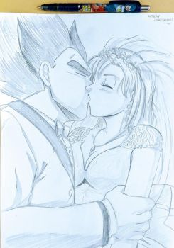 Just married~ by lovelykotori
