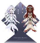 Auction : Adoptable Mermay #09-10 [CLOSE] (Add AB) by Popza10CM