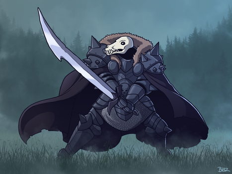 Deathknight Weylin by Blazbaros