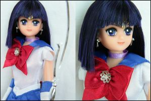 Sailor Saturn doll by EngelMech