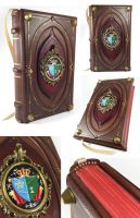 Witches Crest Journal by BCcreativity