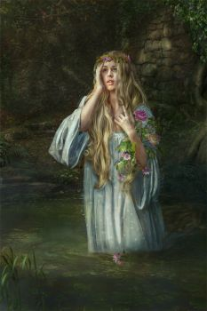 Ophelia by Lotta-Lotos