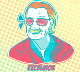 Excelsior by ToastyPastelPrince