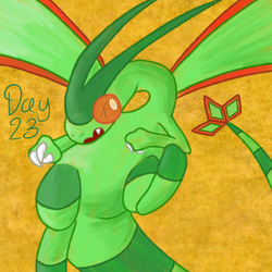 Pokeddex: Day 23 by CandidCanine