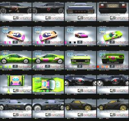 My Old Custom Forza Decal Designs by RatFromRule34
