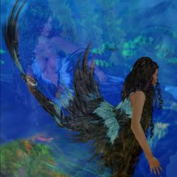 Mer Diva Fantasy  by BevAnnieEnchanted