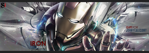 Iron man gift tag by Seviorpl