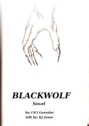 -Blackwolf- graphic novel cover by SiddenDeath