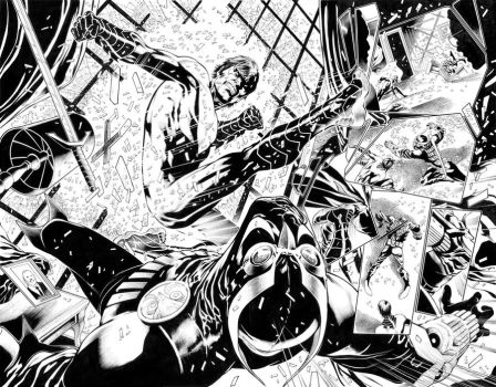 NIGHTWING 8 pag 10-11 by eberferreira