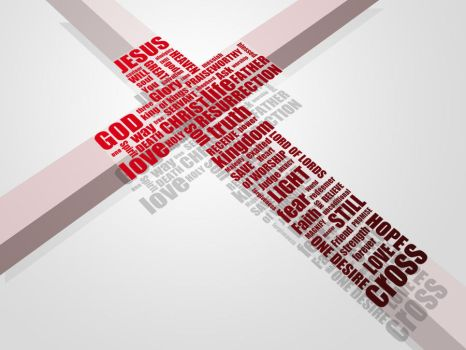 Cross Wallpaper by agni43
