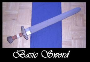 Basic Sword by BanesArmory