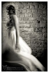 The Bride by mnoo