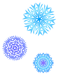 Snowflakes by MikePestr