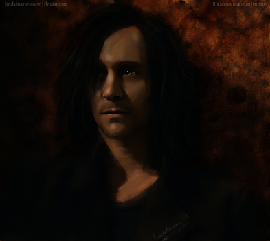 The Vampire Adam by LindaMarieAnson