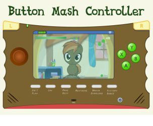 Button Mash Controller by DeJiKo07