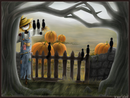 Pumkins's Field by kalmine