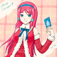 BB: Christmas by fiomama