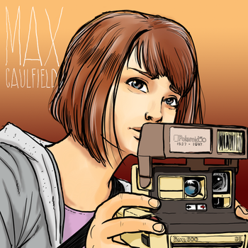 Max Caulfield by mysterycycle