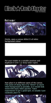 Black Rock Shooter: Tutorial by Cookie-desu