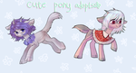 [OPEN 1/2] MLP Adopts POINTS Auction by harem-of-adopts