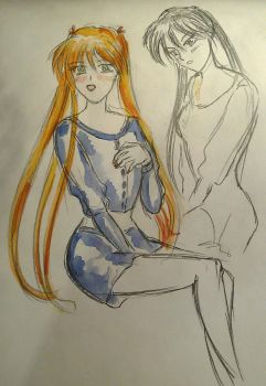 Sheryl Andersn (Testanent's daughter) by Paut-Tina