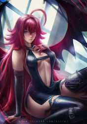 Rias Gremory :18+ optional: by Axsens