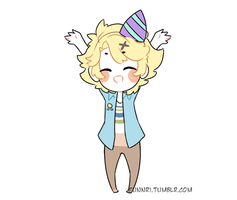 Yoosung B-Day (Animation) by TRlCKKY-V