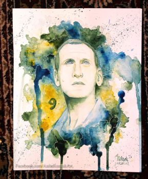 The Ninth Doctor by Shamaanita
