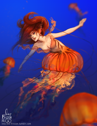 Jellymaid by IntoTheFrisson