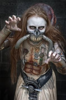 Immortan Joan by E-The-Zombie