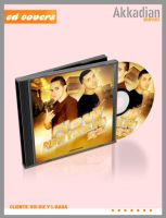 Vic-Ice y Rada - CD Cover by XianJ