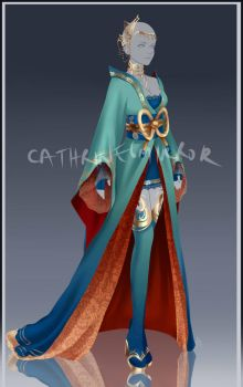 (CLOSED) Adopt Auction - Outfit 33 by cathrine6mirror