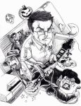 Angry Video Game Nerd by UBob