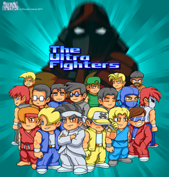 The Ultra Fighters by RonaldGAMES