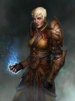 Ladymonk by Youngsta1