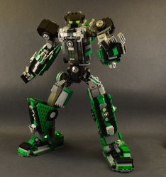 Kenny mech mode- Come at me ro-bro by SteamNewt