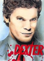 dexter: dexter morgan by chemcial23