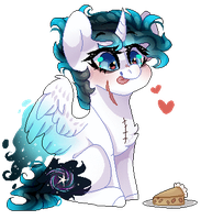 (CP) Pie by Skimea