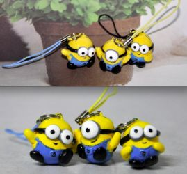 Triple Minions by Love-Who