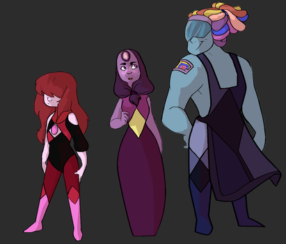 character designes by Owllion