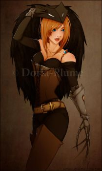MARRY :Hunter Outfits: by Doria-Plume