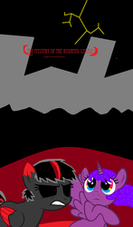The Mystery of the Haunted Castle Poster by Wriggle-Kick