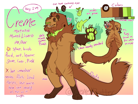 Creme reference (Current) by CremexButter