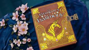 Elements of Harmony storybook Opening by conthauberger