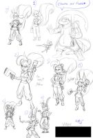 VOTE for your favorite pirate in the description! by Gx3RComics
