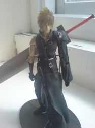 Cloud FF Advent Children by l3xxybaby
