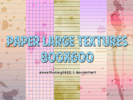 Paper Large Texture Pack by sweethoney0822